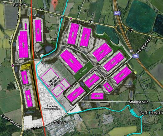 Stop the South Staffs Freight Hub